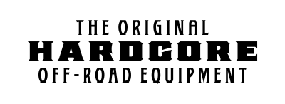 hardcore off-road parts