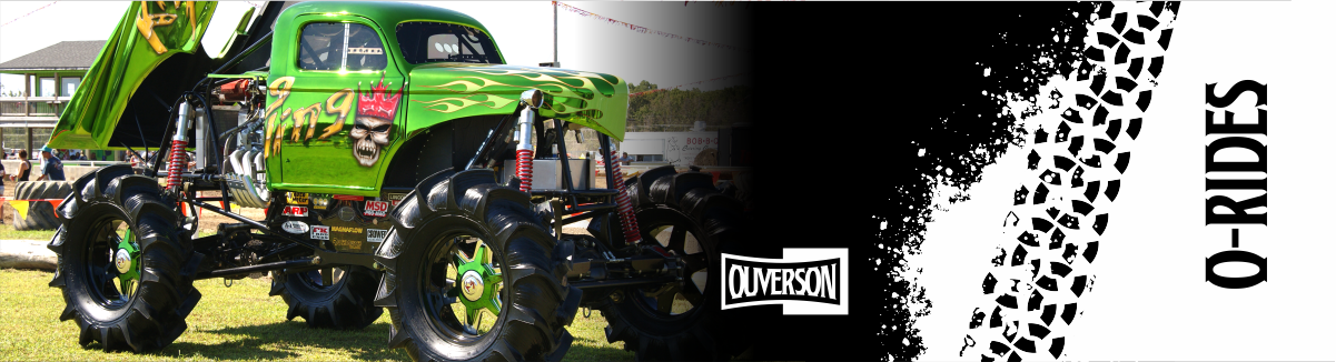Ouverson USA || Hardcore Offroad Parts || 2 5 Rockwell Axles